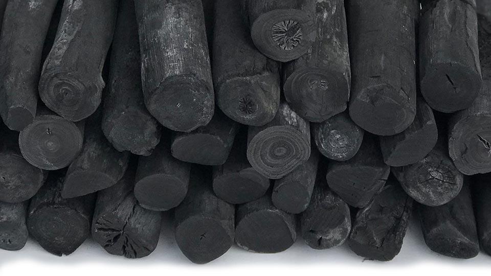 Древесный уголь Binchōtan