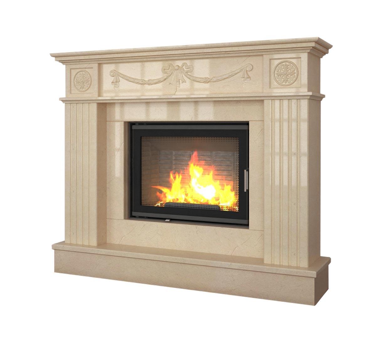 Купить портал и электрический камин камины и печи для дома дровяные